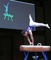 東京五輪の体操5種目で自動採点支援システム採用