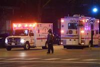 シカゴの病院で銃乱射 3人死亡 容疑者も