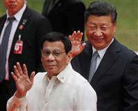 習近平氏とフィリピン大統領が会談、資源探査を協議か