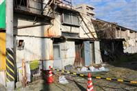 甲府市、29日から特定空き家撤去 県内初の略式代執行