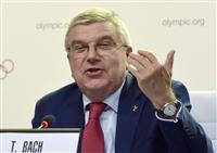 IOCバッハ会長、24日に福島訪問 東京五輪組織委が正式発表