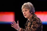 メイ英首相 欧州委員長と21日に直談判、「政治宣言」で最終調整