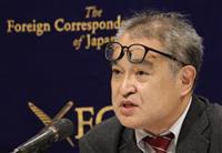 元朝日新聞記者の植村隆氏が控訴 慰安婦記事巡り、札幌