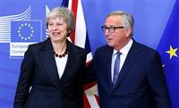 英離脱交渉 正式合意へ協議続行 英とEUトップ