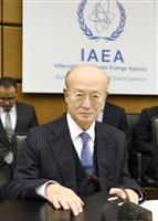 北、寧辺で軽水炉建設継続か IAEA報告