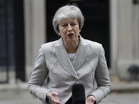 メイ首相に立ちはだかる英議会の「壁」 EU離脱協定、承認メド立たず