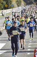 マラソンランナーの食中毒患者120人に