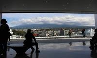 【大人の遠足】静岡・富士宮「県富士山世界遺産センター」 自分で見て、感じながら学習