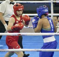 並木月海、準決で敗れ銅メダル ボクシング女子世界選手権