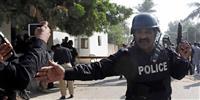 パキスタン中国領事館を武装勢力が襲撃 市民ら4人死亡