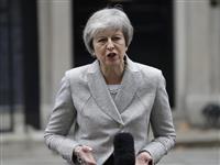 メイ英首相「政治宣言」で譲歩引き出す EU離脱、議会承認の行方は