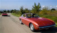 ランボルギーニが希少GTカーの50周年を祝う--エスパーダ&イスレロがイタリアを走り抜…