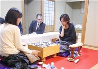 謝依旻・女流本因坊が初勝利で踏みとどまる 囲碁