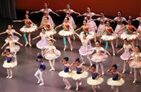華麗なバレエで800人魅了 長野市で産経洋舞フェス