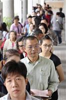 台湾、選挙で与党敗北 習近平指導部は圧力路線に自信