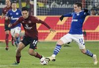 久保は3試合ぶり出場 サッカー、ドイツ1部