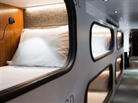高速バスに「揺れないベッド」があれば、旅はもっと快適になる