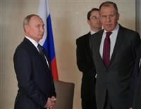 【環球異見・日露交渉】国営ロシア通信「米軍基地が置かれぬ保証はない」