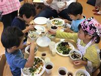食物繊維、若い世代で不足 毎日の食事で海藻、野菜、豆など必要
