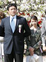元貴乃花親方、景子さんと離婚 平成の大横綱