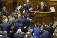 ウクライナ、30日間の戒厳令へ 国連安保理、露の提案を否決 艦船拿捕問題