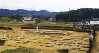 最古の大壁建物跡か 奈良・高取の遺跡で発見