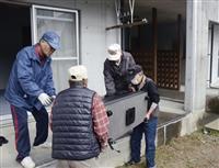熊本の長期避難、大半解消 御船町団地に住民帰還へ