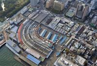 東京五輪 都が築地跡に駐車スペース2700台分整備