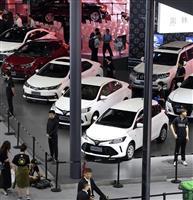 【石平のChina Watch】中国経済の「10月ショック」 自動車販売台数も落ち込み…