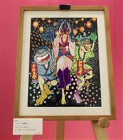 「四国まるごと美術館」 懐かしのアニメキャラ、四国4県88カ所でアート作品を展示