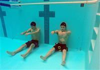 海猿目指し「狭き門」に挑む 8管が潜水研修参加者選考会 京都