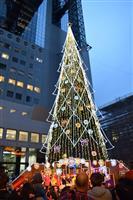 ドイツのXマス楽しんで 新梅田シティ