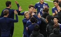 日本は50位で変わらず ベルギーが1位 FIFAランキング