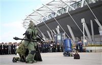 五輪へ初の合同テロ対策訓練、都や警視庁など関係機関一堂に