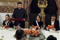 「一帯一路」覚書署名せず スペインのサンチェス首相