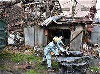 甲府などで特定空き家に県内初の略式代執行を開始