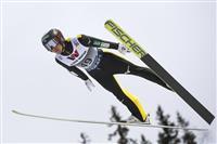 山元豪8位、渡部暁斗は20位 スキーW杯複合個人第2戦