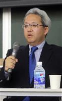 「都市災害に備えを」関学出前講義で本紙編集委員ら