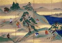 四季描いた日本画を一堂に 大和文華館