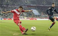 宇佐美貴史は後半35分から出場 サッカーのドイツ1部