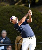 堀川未来夢が首位タイ浮上「優勝は時の運」 男子ゴルフ日本シリーズJT杯