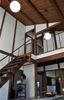 愛媛・西条栄光教会の牧師館完成 従来の部材活用し修復