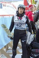 渡部暁斗4位、リーベル連勝 スキーW杯複合個人第3戦
