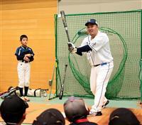 プロ野球・西武の山川がスポーツ栄光賞 岩手県花巻市で表彰