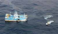 【安倍政権考】荒れる好漁場「大和堆」、日韓漁船がトラブル 背景に暫定水域