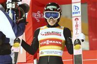 小林陵侑、快勝で今季3勝目 W杯ジャンプ男子第5戦