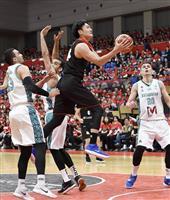 日本、カザフに勝つ バスケ男子W杯予選