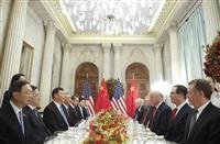中国が車関税撤廃に合意 トランプ米大統領が表明 摩擦解消に向け譲歩か