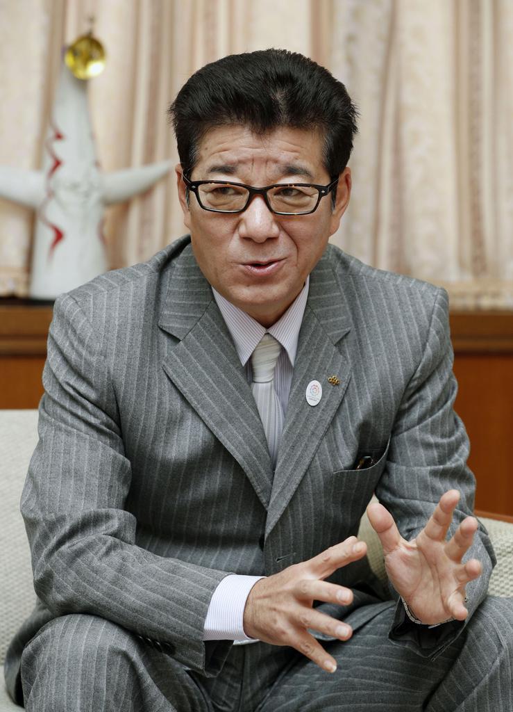 「70年万博基金、190億円活用も」大阪府知事 - 産経ニュース