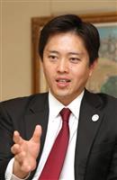 都構想住民投票「参院選までに」 大阪市長「無理なら政治責任取る」